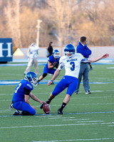 Hillsdale College Spring Football Game 2014