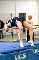 Hillsdale High Track at Hillsdale College March 26 2014