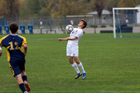 Hillsdale Academy Soccer vs Hillsdale High 10 12 2015 for Zenfoilio