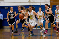 Hillsdale Academy at HHS JV Basketball 1-Dec-15