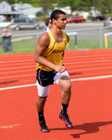 Hillsdale High Track May 9 2013