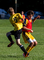 Onsted at Hilsdale Boys Soccer Sept 3 2013