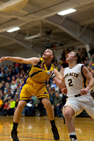 Onsted at HHS BB 9-Jan-16