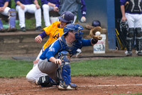 Albion at Hillsdale College Baseball Oct 5 2013