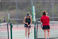 Hillsdale High Track  Girls Tennis May 2016