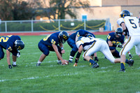 Columbia Central at Hillsdale Varsity Football Sept 13 2013