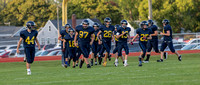 Onsted at Hillsdale 8 th Grade Football Sept 25 2013