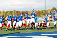 Ferris State at Hillsdale College Football Oct 19 2013