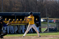 Hillsdale High Track and Baseball May 6 2014