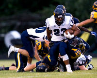 Hillsdale High Varsity at Columbia Central Sept 12 2014