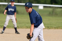 Hillsdale Youth Baseball at Camden Will Drews Drew Pitts June 4 2013