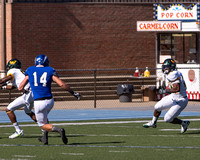 Wayne State at Hillsdale College Football Oct 12 2013