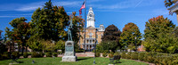 Hillsdale College Campus Shots Fall 2014