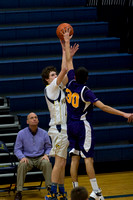 Onsted JV Boys BBALL at Hillsdale Feb 3 2015