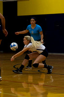 Hiilsdale Varsity Volleyball vs Columbia Central September 5 2017